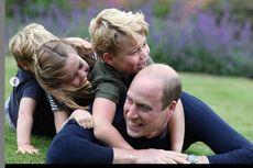 Pangeran William Ungkap Sulitnya Bantu Anak Belajar di Rumah
