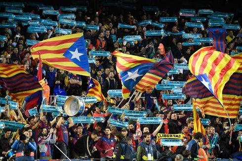 Kenapa Pendukung Barcelona Disebut Cules yang Artinya Pantat?