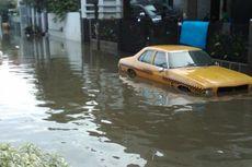 Ratusan Motor Mogok Terendam Banjir di Pasuruan