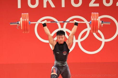 Wali Kota Makassar Janjikan Bonus Bagi Lifter Rahmat Erwin Abdullah, Peraih Perunggu Olimpiade Tokyo 2020