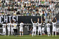 Gladbach Vs Real Madrid, Die Fohlen Siap Kejutkan Pasukan Zinedine Zidane