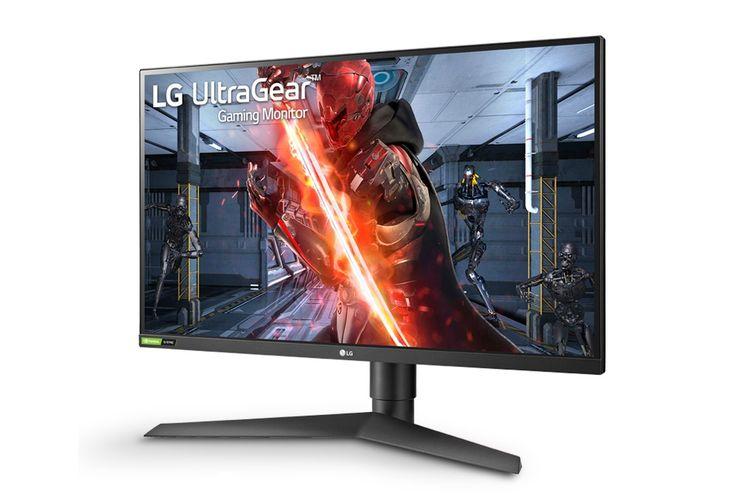 LG Ultra Gear 27GN750.