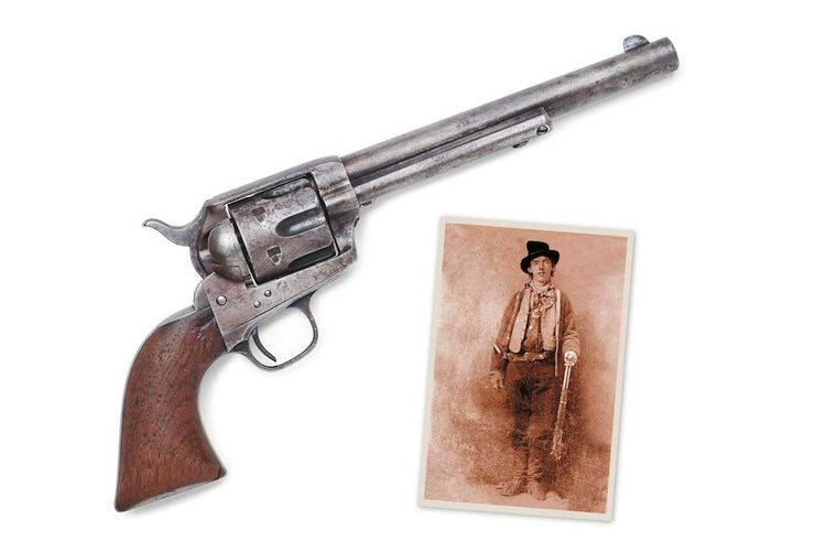 Pistol yang Menewaskan Billy the Kid