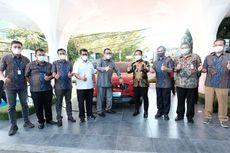 PLN Resmikan SPKLU Pertama di Wilayah Indonesia Timur