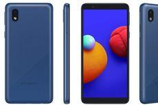 Samsung Rilis Galaxy M01 Core, Ponsel Android Go Harga Rp 1 Jutaan