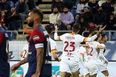 Hasil Liga Italia: Cagliari Vs Roma 1-2, Lazio Vs Fiorentina 1-0, Juventus Vs Sassuolo Dramatis