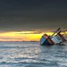 Indonesian Tugboat Wrecked, 10 Man Crew Survives