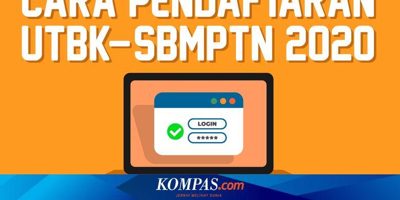 Link Pendaftaran SBMPTN 2020 https://portal.ltmpt.ac.id