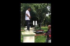 Viral Makam Belanda di Kebun Raya Bogor Diinjak Wisatawan, Pelaku Minta Maaf