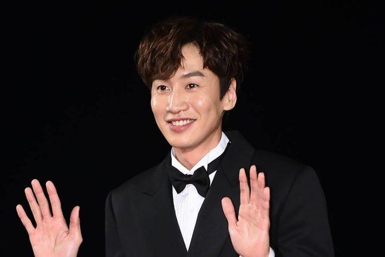Salah satu bintang variety show Running Man, Lee Kwang Soo.