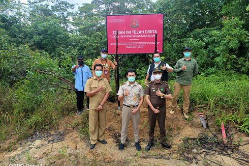 Kejagung Sita 166.943 Meter Persegi Tanah Heru Hidayat Terkait Korupsi Asabri