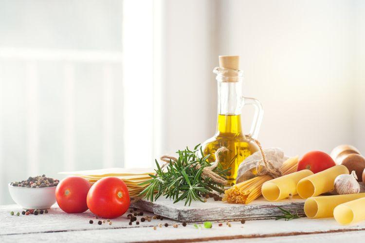 Ilustrasi minyak paling sehat untuk memasak