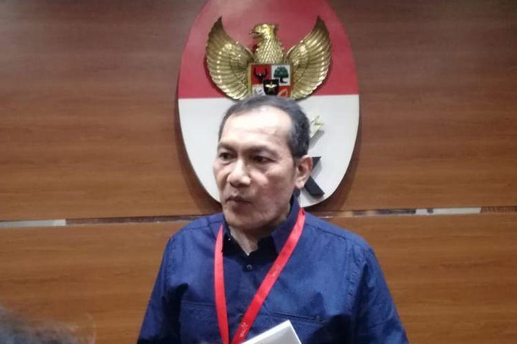 Wakil Ketua Komisi Pemberantasan Korupsi (KPK) Saut Situmorang