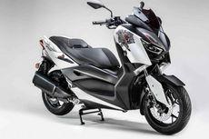 Yamaha Luncurkan Xmax 300 Roma Edition