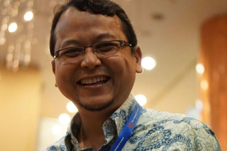 Peneliti Institut Pertanian Bogor (IPB), Berry Juliandi.
