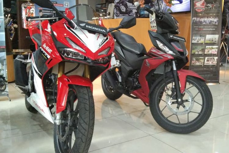 Diskon motor Honda Juni 2021