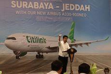 Citilink Buka Penerbangan Langsung Surabaya - Jeddah, 3 Kali Sepekan