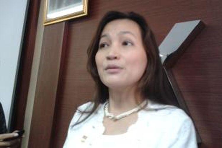 Sekretaris Komisi Perlindungan Anak Indonesia (KPAI) Erlinda