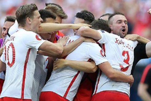 Polandia Raih Kemenangan Pertama di Piala Eropa