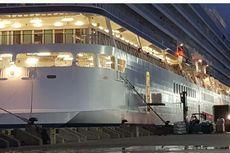 BERITA FOTO: Ini Penampakan Kapal Viking Sun Saat Bersandar di Semarang