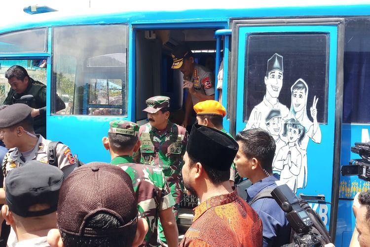 Rumah Sakit (RS) khusus menangani pasien terpapar virus yang akan di bangun di RS eks Kamp Vietnam Kelurahan Sei Jantung Kecamatan Galang, Batam, Kepulauan Riau (Kepri) memiliki banyak keunggulannya, Minggu (8/3/2020).