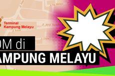 Identifikasi Korban Bom Kampung Melayu, Tim Inafis Tiba di RS Polri