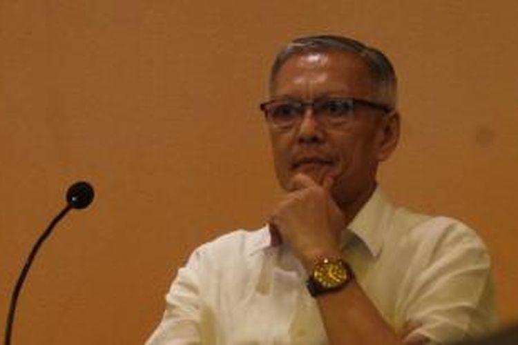 Politisi Partai Golkar Lawrence Siburian