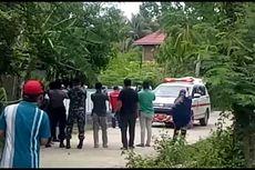 Remaja Positif Corona Dijemput Petugas dari Rumahnya, Warga Teriak