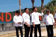Jokowi: Pembangunan KEK Mandalika Menggunakan Standar Tinggi