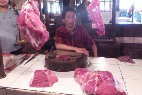 Kenaikan Harga Daging Sapi Mulai