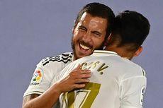 Prediksi Line Up Barcelona Vs Madrid, Hazard Jalani Debut El Clasico?