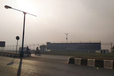 Bandara Banjarmasin Terganggu Kabut Asap, 5 Penerbangan Delay