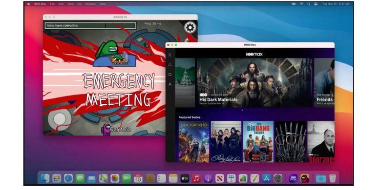 Aplikasi game Among Us dan HBO Max bisa berjalan di perangkat Mac berbasis chip M1