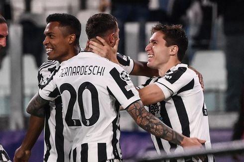 Link Live Streaming Juventus Vs AS Roma, Kickoff 01.45 WIB