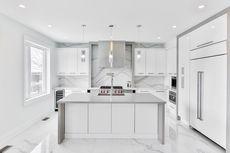 5 Tips Mendekorasi Dapur Putih agar Semakin Cantik dan Menyenangkan