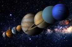 Hukum Kepler dalam Gerak Tata Surya