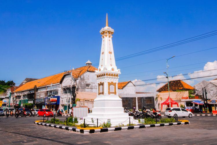 Tugu Yogyakarta, ikon Kota Jogja.