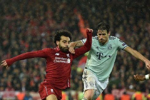 Liverpool Vs Bayern Muenchen, Laga di Anfield Nihil Gol