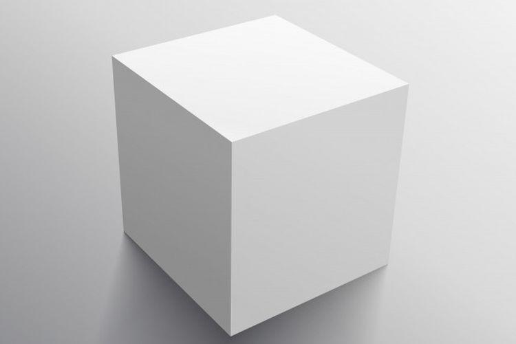 Ilustrasi kubus