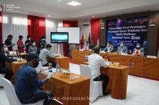 KPU Tetapkan 4 Pasangan Calon Wali Kota dan Wakil Wali Kota Makassar