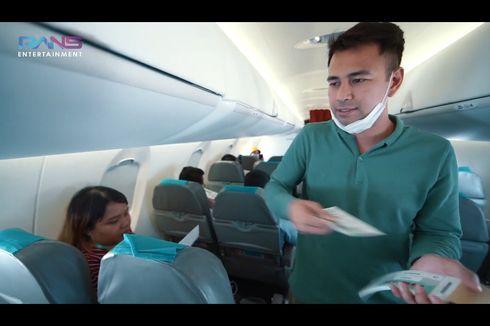 Rayakan 6 Tahun Pernikahan, Raffi Ahmad Bagikan Doorprize untuk Karyawan Rans