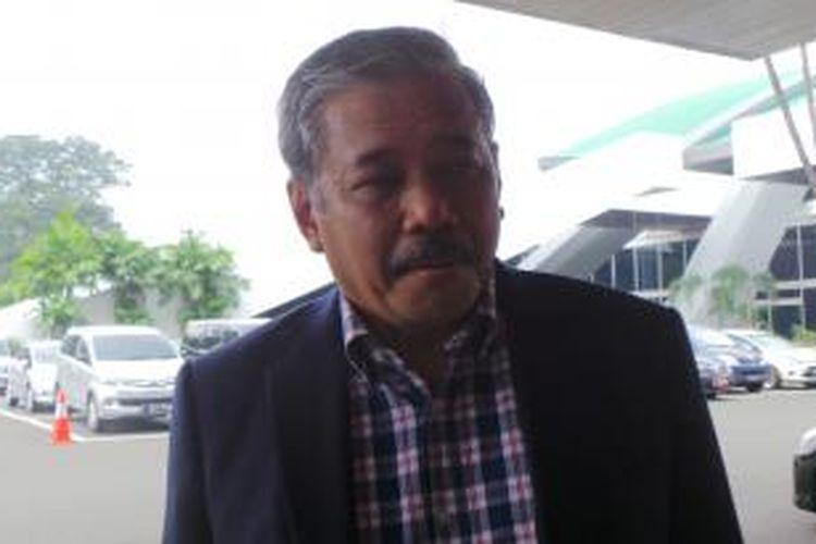 Anggota Komisi I DPR Hayono Isman