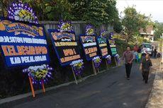 Karangan Bunga Mengalir ke Rumah Sutopo di Boyolali, Ada dari Gubernur Ganjar