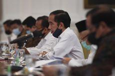Sebulan Setelah Presiden Jokowi Marah dan Jengkel kepada Menterinya
