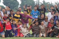 Rumah Cemara Pupuk Kesadaran terhadap HIV/AIDS lewat Sepak Bola