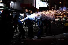Unjuk Rasa Hong Kong Kembali Ricuh, Polisi Anti-huru Hara Tahan 148 Orang
