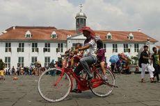 PKL Masih Jadi Hambatan Revitalisasi Kota Tua