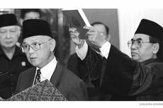 Masa Reformasi di bawah Pemerintahan BJ Habibie