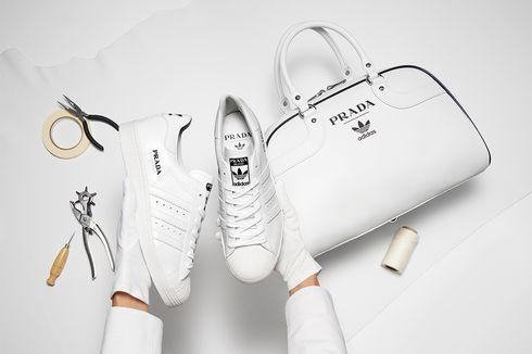 Kolaborasi Istimewa Adidas x Prada Hasilkan Tas dan Sneaker