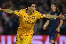 Luis Suarez Bicara soal Kemenangan Tipis dan Kartu Merah Torres